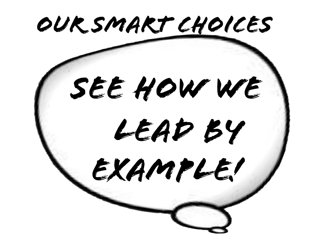 our smart choices